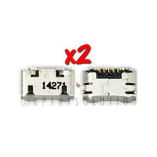 2X Motorola Moto X XT1093 XT1094 XT1095 USB Charger Charging Port Dock Connector