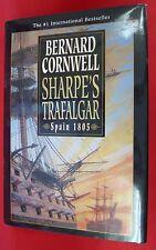 Sharpe's Trafalgar by Bernard Cornwell (2001, Hardcover)