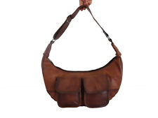 Vintage Leather Hobo Bag Women Purse Handbag Shoulder Bag