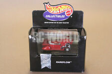 100%  HOT WHEELS   RAREFLOW   DIECAST MODEL  1/64 *NEW* #MB4