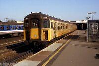 South East Trains 4vep 3575 Tonbridge 2003 Rail Photo