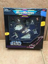Star Wars Micro Machines Space Galaxy Battle Set  1994