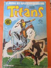 TITANS N)° 63 La guerre des étoiles Mikros