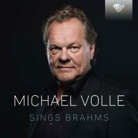 BRAHMS:MICHAEL VOLLE SINGS BRAHMS - VOLLE,MICHAEL  3 CD NEW BRAHMS,JOHANNES