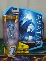 Jake Sully James Cameron's Avatar Movie Figure Mattel 2009 Aus Seller