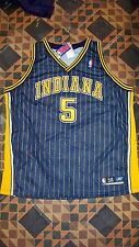 **SPECIAL PRICE** Authentic 1999 Indiana Pacers Jersey JALEN ROSE Reebok 56 NWT!