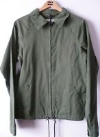 Mens Billabong New Khaki Green Zip Jacket/Coat Sizes X-Small & Small  RRP £78