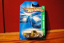 Hot Wheels 1/64 Diecast Super Treasure Hunt 69 Custom Chevrolet Pickup