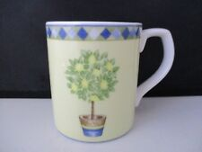 "ROYAL DOULTON CARMINA MUG- TREE 3 5/8""- 1103J"