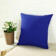 Home Decor Vintage Art Style Cotton Linen Pillow Case Sofa Throw Cushion Cover