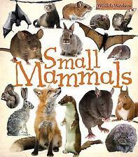 Small Mammals (Wildlife Watchers)-ExLibrary