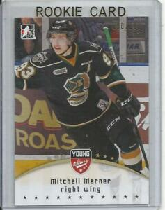2014-15 ITG Mitch Mitchell Marner In The Game Pre Rookie Card RC #26 090/100