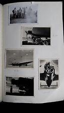 Original LUFTWAFFE Germany photo album WW2, 254 photos