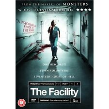 The Facility DVD - Brand New & Sealed - Free UK Post
