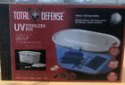 Total Defense UV Light Sterilizer Box to Clean Disinfect Phone Watch Jewelry