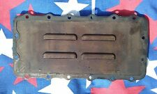 Corvair Monza engine large TIN SHEET METAL from high po 1964 7061ZF ZF engine