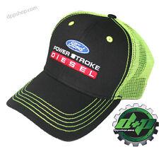 ball cap hat ford powerstroke diesel super duty truck smoke POWER STROKE gear