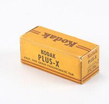 KODAK 116 PLUS-X, EXPIRED NOV 1951, SOLD FOR DISPLAY/197726