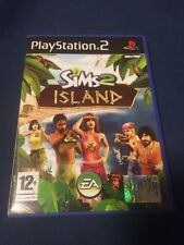 Gioco Playstation 2 Play Station The Sims 2 Island