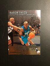 Rookie 2000 BARON DAVIS  Fleer/SkyBox  Basketball Card  # 166 Made in USA