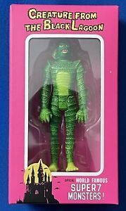 Azrak Hamway 3.75 Super7 Monsters Female Creature from the Black Lagoon  NEW