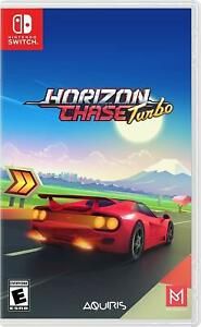 Horizon Chase Turbo: Day Edition Nintendo Switch Game [NTSC, Classic Racing] NEW