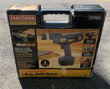 Craftsman 3/8 Inch Drill Driver Kit