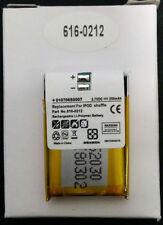 iPod Shuffle 1st Generation Battery P/N: 616-0212 3.7v 250mAh Brand New Lot of 5