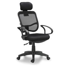 Ergonomic High Back Computer Office Chair Swivel S