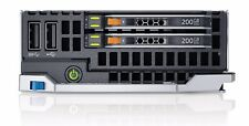 "Dell Poweredge FC430 CTO Barebone Server 2x 1.8"" Bays w/2x Heatsinks"