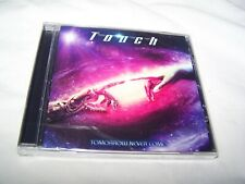 Touch - Tomorrow Never Comes 2021 CD - Classic AOR / Melodic Rock