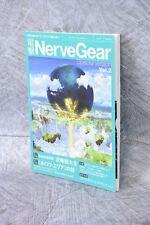 SWORD ART ONLINE Booklet NerveGear 2 Illustration Booklet Book Ltd *