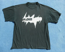 FRONT 242 T-Shirt Re:Boot Größe XL EBM Skinny Puppy Frontline Assembly FLA RAR