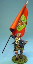 JOHN JENKINS JACOBITE REBELLION JR-11 HIGHLAND LOCHEIL'S REGT FLAG BEARER MIB
