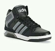 super popular 9128c 878be Adidas NEO BB9TIS size 7.5 Mid Top NEW IN BOX Black Grey UK 7 Basketball