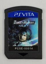 Dynasty Warriors Next Sony PS Vita PlayStation Vita Cartridge Only