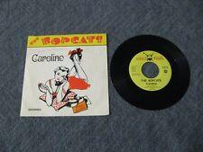 "The Bopcats caroline - 45 Record Vinyl Album 7"""