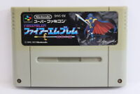 Fire Emblem Monsho no Nazo SFC Nintendo Super Famicom SNES Japan Import I6233 C