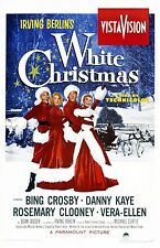 White Christmas movie poster  - 11 x 17 inches - Bing Crosby, Danny Kaye