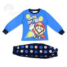 Super Mario Pajama Sets for Boys
