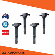4x Honda Ignition Coil Accord Euro Civic Integra CRV Odyssey S2000 2.4L 2.0 k24A