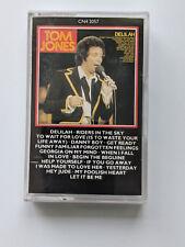TOM JONES - Delilah -  Cassette tape