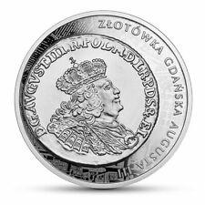 Poland / Polen 2020 - 20zl The Gdansk Złoty of Augustus III