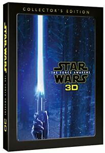 Star Wars The Force Awakens Collectors Edition [Blu-ray 3D] [Region Free]