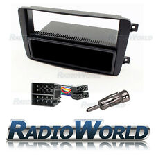 Mercedes-Benz C-Class Stereo Radio Fitting Kit Fascia Panel Adapter Single Din