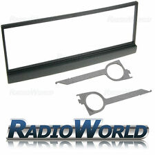 Skoda Fabia Black Radio Fascia Facia Adaptor Plate Surround FP-20-00 & PC5-93