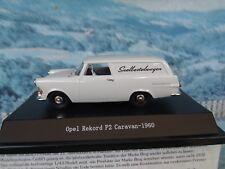 1/43 Bing OPEL Rekord P2 Kasten 1960