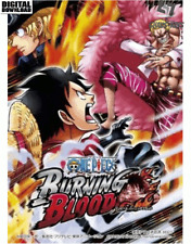 One Piece Burning Blood Steam Pc Game Download Code Key Global [Blitzversand]