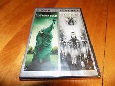 CLOVERFIELD DARK CITY (Director's Cut) Double Feature Movie 2 Disc DVD SET NEW