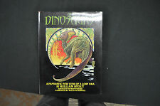 THE DINASAURS HARDCOVER  SIGNED WITH  SKETCH AND INSCRIPTION BY WILLIAM STOUT